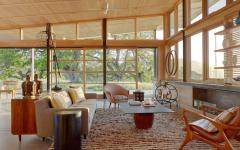 salon maison familiale écologique énergie autosuffisante