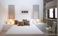 intérieur style design en blanc villa de luxe