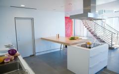 agencement original d'intérieur maison d'architecte