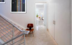 intérieur maison architecte couloirs