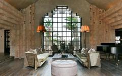 Mobilier design luxe intérieur maison