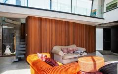 intérieur rétro maison industrielle