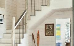 intérieur escalier design moderne