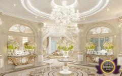 lustre imposant oriental luxueux maison de prestige