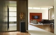 séjour design millionnaire Singapour résidence