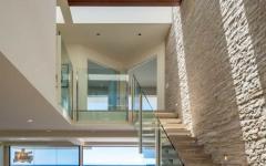 intérieur maison d'architecte prestige