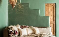 design intérieur style mexicain colonial