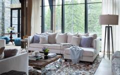 ameublement salon séjour belle demeure rustique montagne