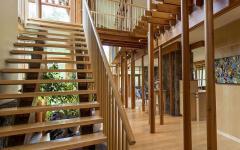 maison en bois luxe architecture moderne