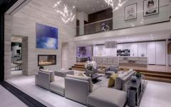 intérieur propriété de prestige luxe hollywood