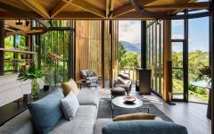 maison atypique architecture insolite en bois luxe