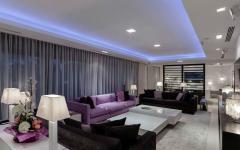 séjour mobilier luxe villa à louer vacances côte mer marbella espagne