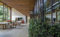 design architecture minimaliste intérieur belle maison familiale