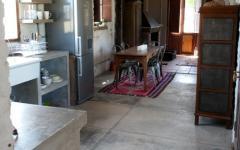 brut rustique vintage style intérieur