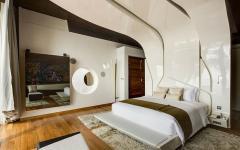 chambre à coucher design luxe