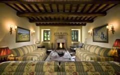 Villa de vacances luxe en Toscane