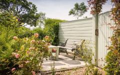 jardin espace outdoor maison à louer vacances de campagne