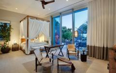 lit baldaquin chambre luxe