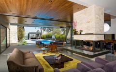 intérieur design contemporain original
