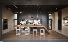 intérieur cuisine design contemporain luxe