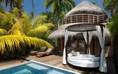 location de vacances aux Maldives