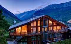location de luxe zermatt