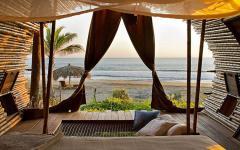 vacances originales plage exotique mexique