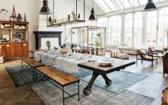 loft moderne design industriel
