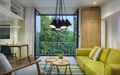 design british appartement agréable rénové