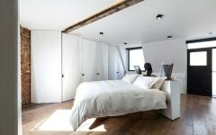 chambre moderne style industriel