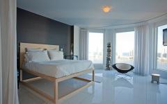 chambre design maison citadine appartement de ville