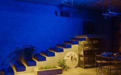 luminaire lumière couleur design intérieur appartement citadin