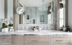 chic british intérieur design salle de bains