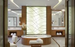 salle de bain design ultra luxe