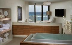 salle de bain ultra luxe design