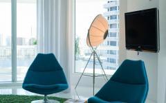appartement citadin maison de ville contemporain de luxe