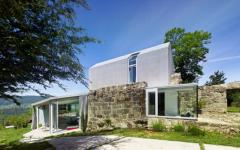 travaux maison rénovée ancienne moderne