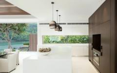 cuisine moderne design luxe