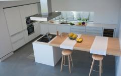 cuisine aménagée intégralement et moderne