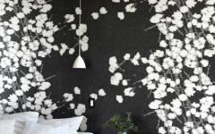 papier peint déco intérieur maison d'architecte
