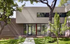 résidence de ville moderne architecte