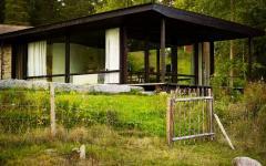 façade maison d'architecte moderne