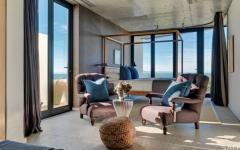 intérieur luxe villa de plage