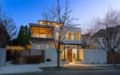 belle maison contemporaine d'architecte