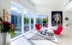 intérieur mobilier design moderne luxe