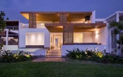 résidence contemporaine rénovée