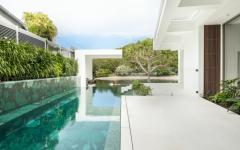 résidence de haut standing luxe moderne