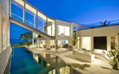 maison contemporaine d'architecte luxe