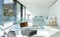 intérieur lumineux claire séjour moderne luxe
