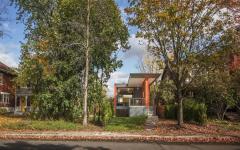 résidence d'architecte concept original